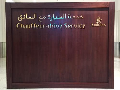 Chauffeur-drive Service