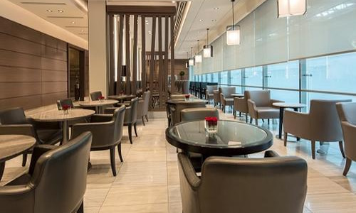 AHLAN BUSINESS CLASS LOUNGE