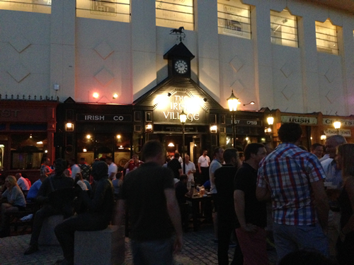 The Irish Pub(アイリッシュパブ)