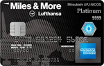 Miles & More MUFG CARD Platinum American Express Card