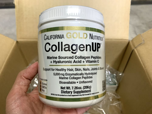 California Gold Nutrition, CollagenUP(コラーゲンアップ)、206g(7.26オンス)