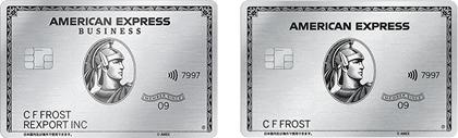 アメックスビジネスプラチナカード アメックスプラチナカード