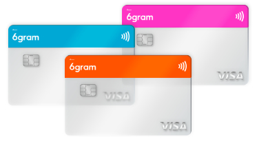 6gramリアルカード