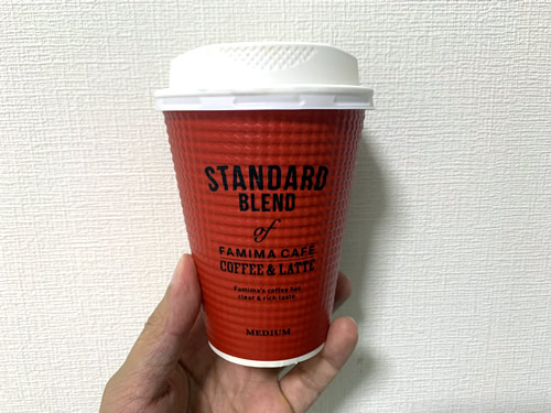 ブレンドコーヒーM